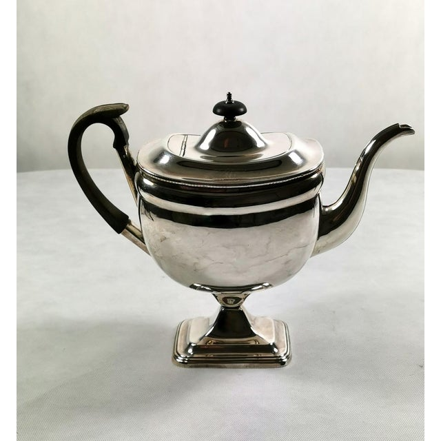 1820-1830 Sheffield Plate George IV Coffee Pot For Sale - Image 10 of 10