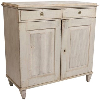 Early 19th Century Gustavian Sideboard For Sale