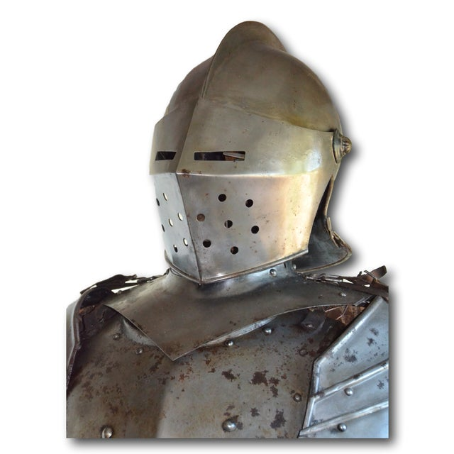 Repro Brogan Medieval Suit of Armor - Image 11 of 11