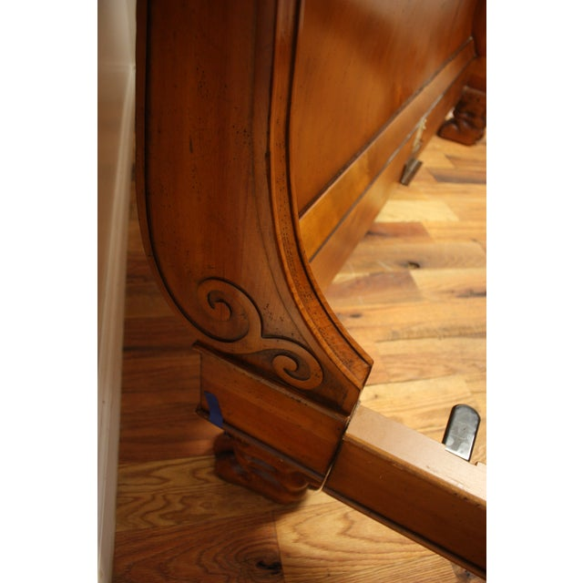 Queen Bed Frame For Sale - Image 10 of 13