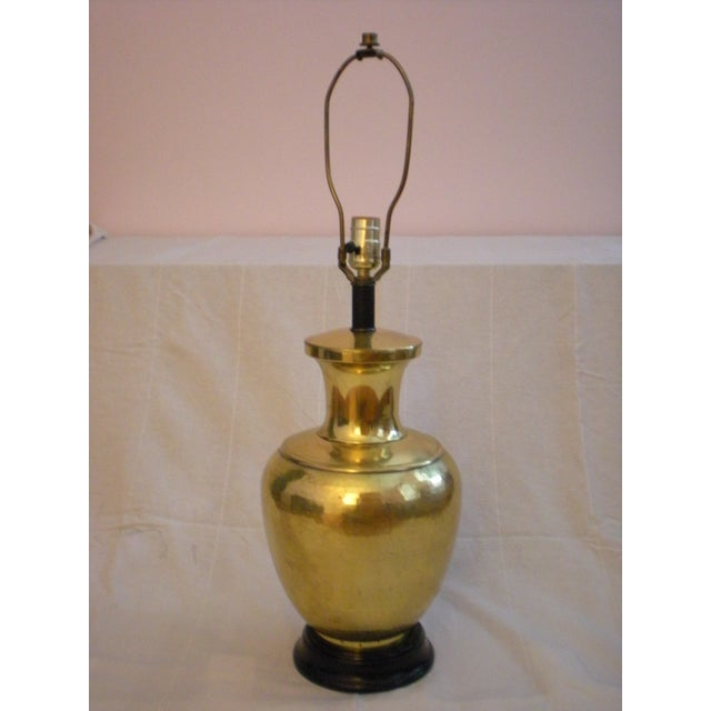 Brass Canister Lamp - Image 2 of 5