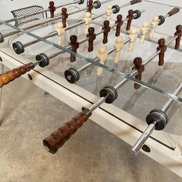 Vintage Centroid Richerche Giorgetti 90 Minuto Foosball Table For Sale - Image 9 of 13