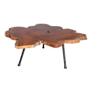 Organic Modern Coffee Table For Sale