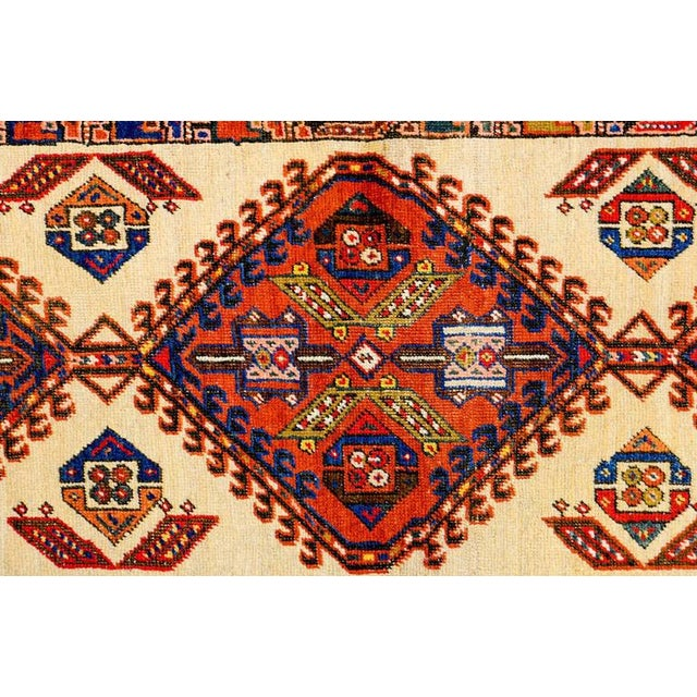 Late 19th Century 19th Century Serab Runner Rug - 3′1″ × 7′ For Sale - Image 5 of 5