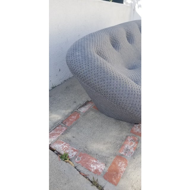 Contemporary Ligne Roset Ploum Medium Settee Low Back Loveseat Sofa For Sale - Image 3 of 6
