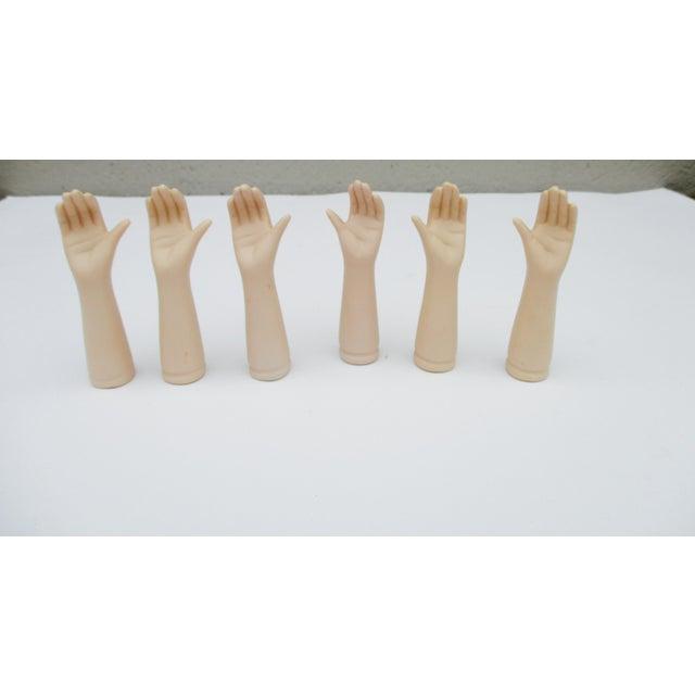 Vintage Steampunk Dolls' Hands Collection - Set of 6 - Image 3 of 9
