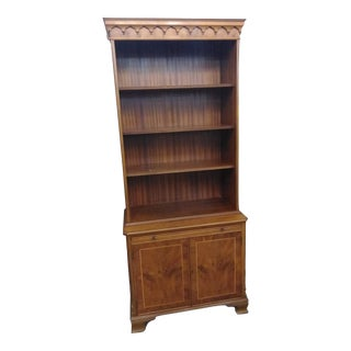 20th Century Traditional Bookcase For Sale