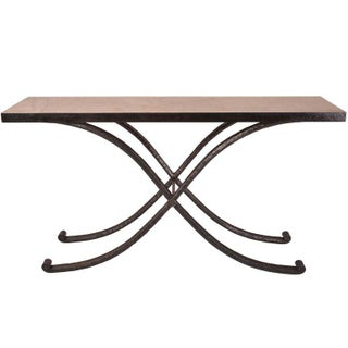 Baker Furniture Console by Jacques Garcia