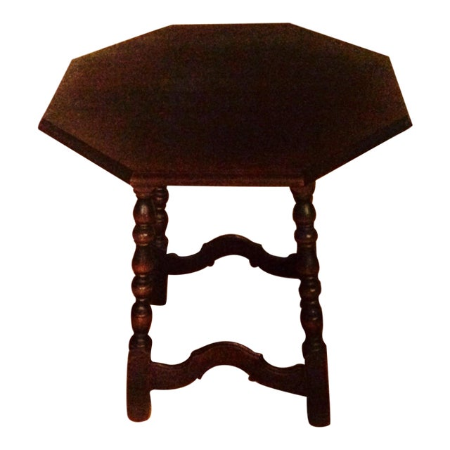 Vintage Imperial Side Table - Image 1 of 7