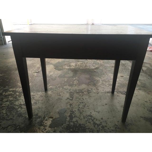 1800s Antique Rustic Desk - Image 5 of 7