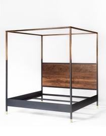 Image of Newly Made Walnut Beds