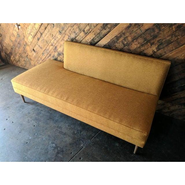 Mid Century Style Custom Day Bed Sofa - Image 4 of 8