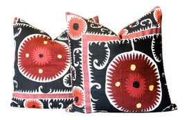 Image of Asian Antique Pillows