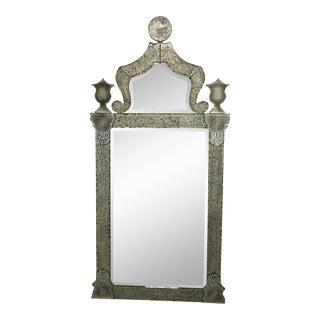 Restoration Hardware Ravenna Baroque Style Mirror For Sale