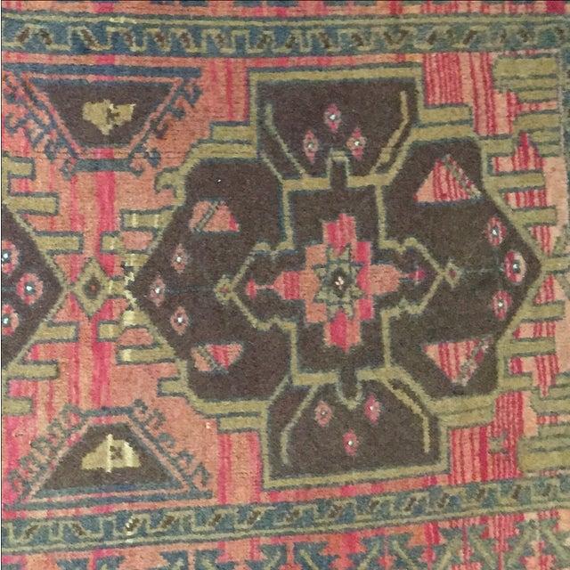 Baluchi Persian Rug - 2′7″ × 4′5″ - Image 6 of 9