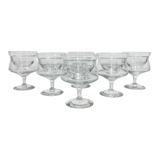 Ice Cups W/Ceviche or Shrimp Cocktail Inserts - Set of 6 For Sale