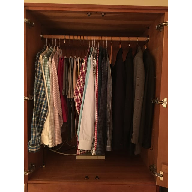 Room & Board Linear Storage Armoire - Image 6 of 7