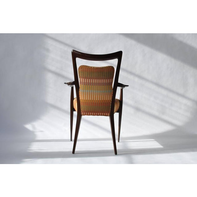 Set of Six Erno Fabry Dining Chair - Image 5 of 10