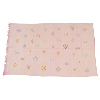 Sabra Silk Rug For Sale