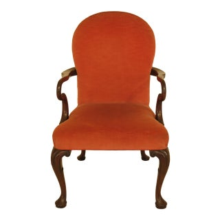 Kittinger U587 Queen Anne Mahogany Arm Chair