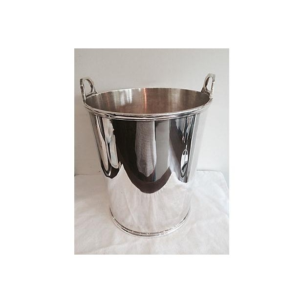 Mappin & Webb Hotel Two-Bottle Champagne Bucket - Image 3 of 6