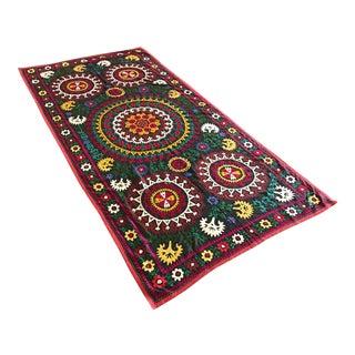 Handmade Suzani Textile For Sale