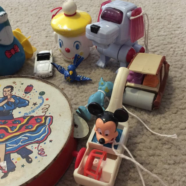 Variety of Old Toys - Image 3 of 6