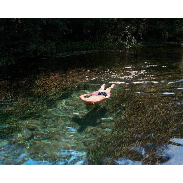Contemporary Jeremy Chandler, Boy Swimming Against the Current, 2013 For Sale - Image 3 of 3
