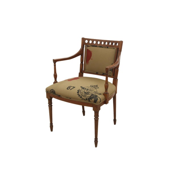 Ralph Lauren Sheraton Chair For Sale - Image 9 of 9