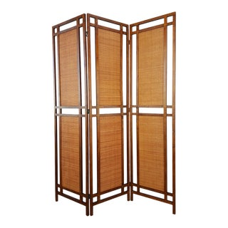 Mid-Century Modern Room Divider / Screen For Sale