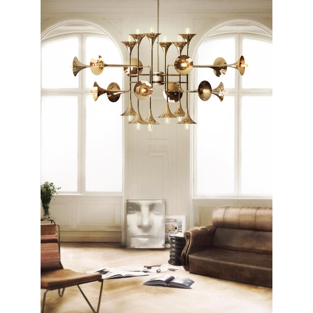 Botti 150 Chandelier From Covet Paris For Sale - Image 10 of 13