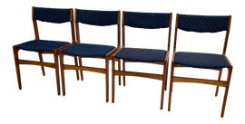 Image of Erik Buch Dining Chairs
