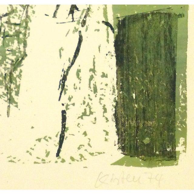 Vintage Fine Art Signed, 1974 - Image 2 of 4