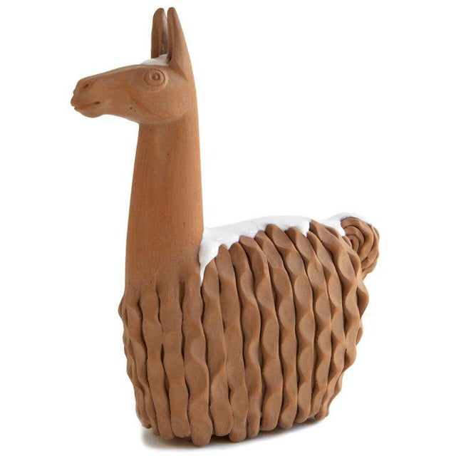 Ceramic Llama by Barney Reid For Sale - Image 7 of 7