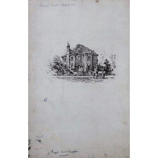 Hughson Hawley, Saye's Court Deptford, England, 1850-1936 For Sale