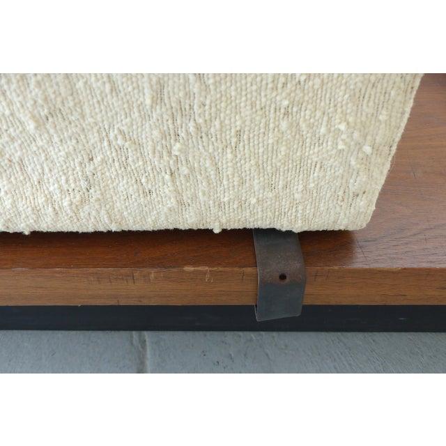 Pearsall-Style Modular Platform Sofa - Image 6 of 9