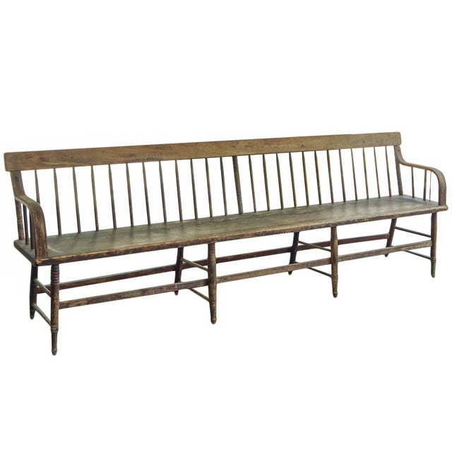 Deacons Bench For Sale - Image 11 of 11