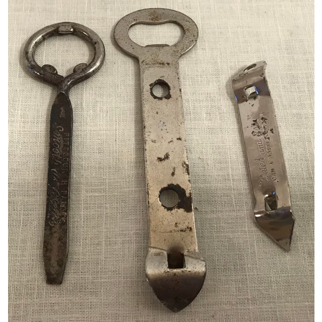 Vintage Bottle Openers - Set of 6 For Sale - Image 9 of 10