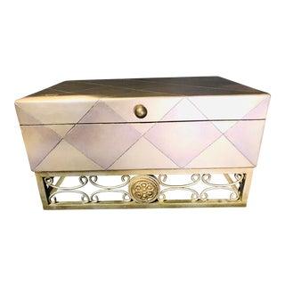 1980s Vintage Decorative Box For Sale