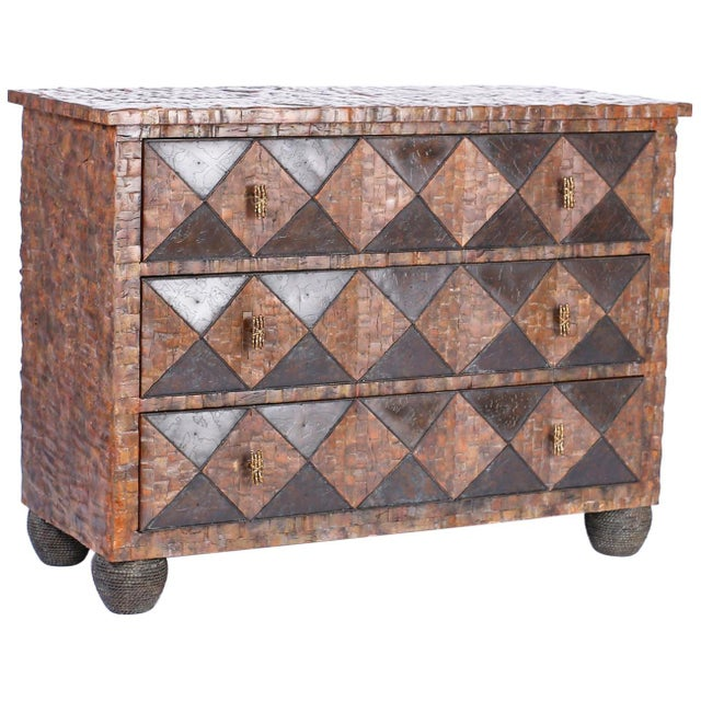 Coconut Chest of Drawers For Sale - Image 12 of 12