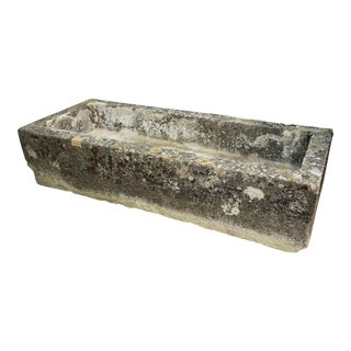18th Century French Trough For Sale