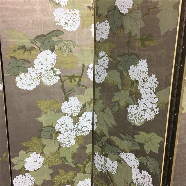 Chinoiserie Custom Designed Screen - Image 6 of 9