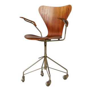 Arne Jacobsen - Series 7 Office Chair - Model 3217