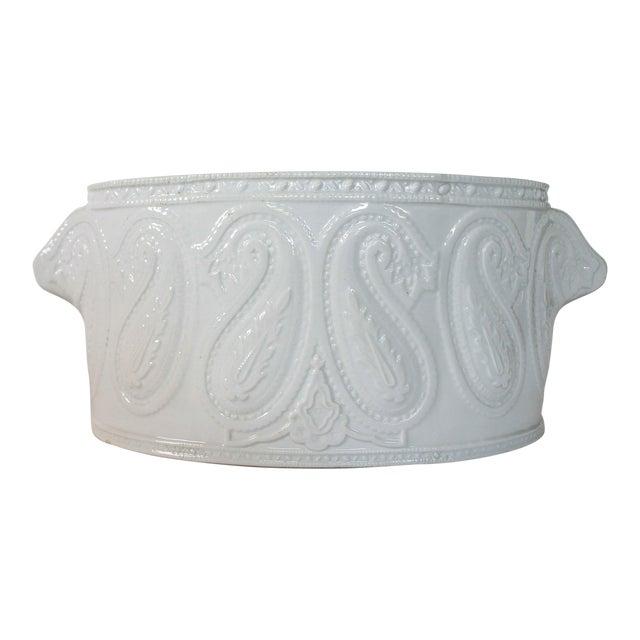 Italian Ceramic Planter - Image 1 of 8