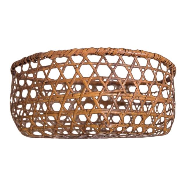 Vintage Japanese Basket - Image 1 of 6