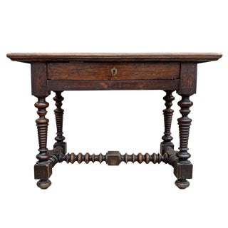 18th Century Italian Rustic Hall Table For Sale