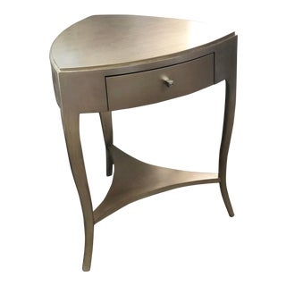 Caracole Classic Metallic Table For Sale