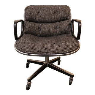 Vintage Pollock Executive Chair for Knoll