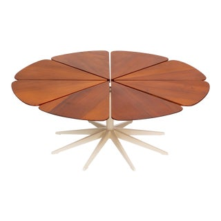 Petal Collection Coffee Table by Richard Schultz for Knoll For Sale