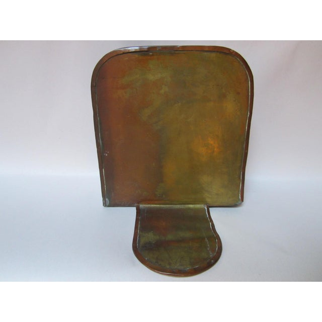Arts & Crafts Copper Bookends - A Pair For Sale In Los Angeles - Image 6 of 9